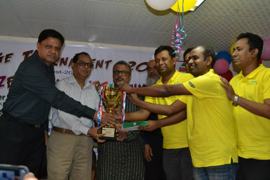 MAX Group Invitational Bridge Tournament 2015